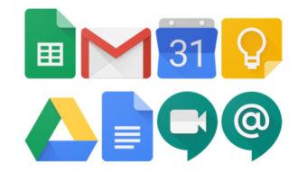 Como ser mais produtivo usando a G Suite [Google Apps]