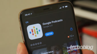 Google Podcasts chega oficialmente ao iPhone