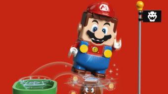 Lego Super Mario: surgem primeiros detalhes do set interativo