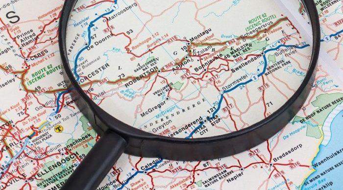 Mapa (Foto: stevepb/pixabay)