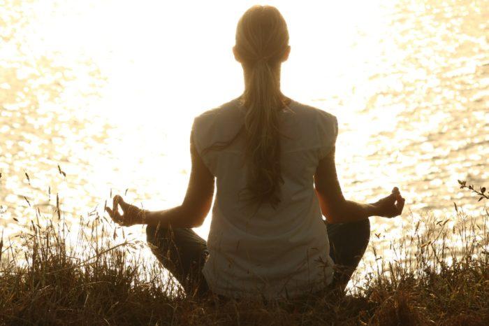 Meditação (Foto: Bradley Hook/Pexels)
