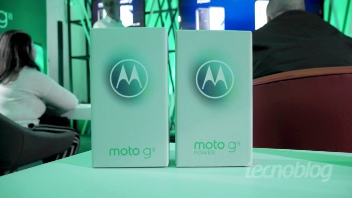 Motorola Moto G8 e G8 Power