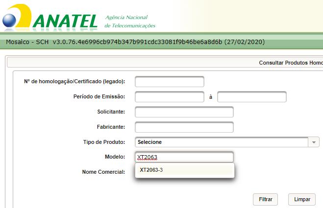 Motorola Edge na Anatel