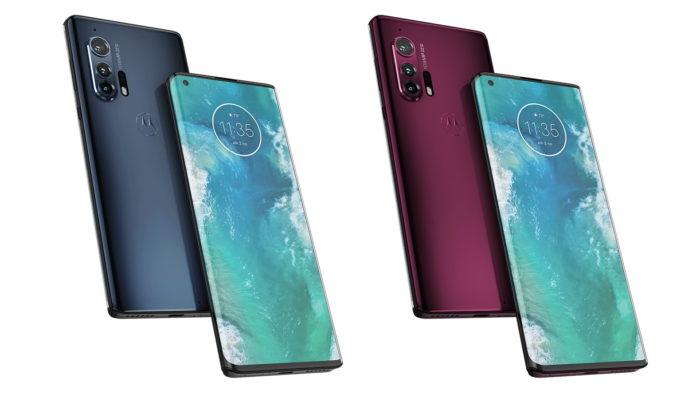 Motorola Edge+ deve ser apresentado em 22 de abril
