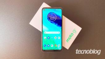 Motorola Moto G8: mais câmeras, menos pixels