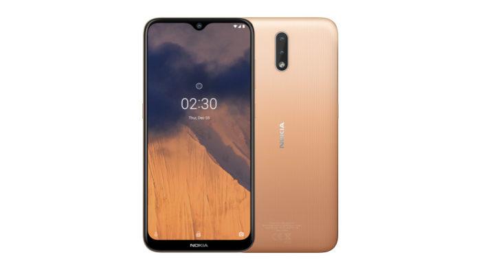 Nokia 2.3 (Foto: Divulgação/HMD Global)