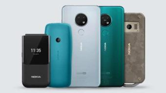 Nokia retorna ao Brasil com Multilaser e celulares intermediários