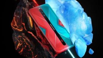 Nubia Red Magic 5G é um celular gamer com ventoinha e 144 Hz