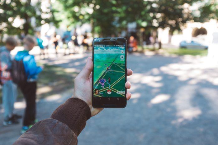 Pokémon Go / Foto por David Grandmougin via Unsplash