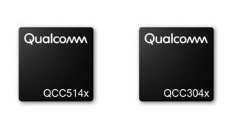 Chips Bluetooth da Qualcomm cancelam ruído em fones sem fio