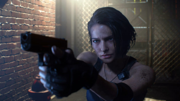 Resident Evil 3 (Imagem: Reprodução/Capcom)