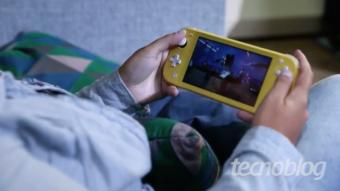 Nintendo Switch Lite: um portátil, de verdade