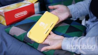 Nintendo Switch passa pela Anatel e Switch Lite é homologado