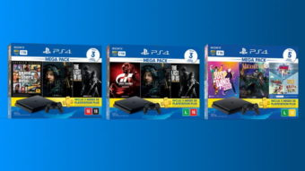 Sony lança PS4 Mega Packs com Death Stranding e GTA 5
