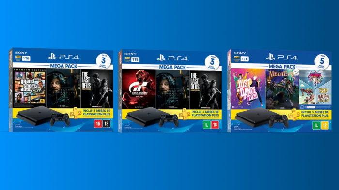 Sony PS4 Mega Pack