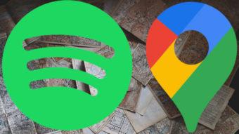 Como conectar o Spotify ao Google Maps