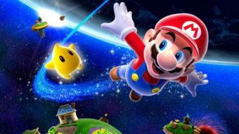 Nintendo Switch poderá ter Super Mario 64, Galaxy e Sunshine