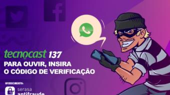 Tecnocast 137 –Para ouvir, insira o código de verificação