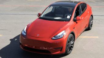 Elon Musk anuncia milionésimo carro elétrico da Tesla