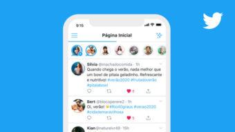 Twitter vai encerrar Fleets devido à baixa adesão de usuários