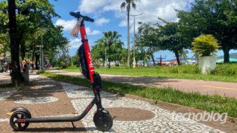 Uber destrói bicicletas elétricas e patinetes para reciclagem