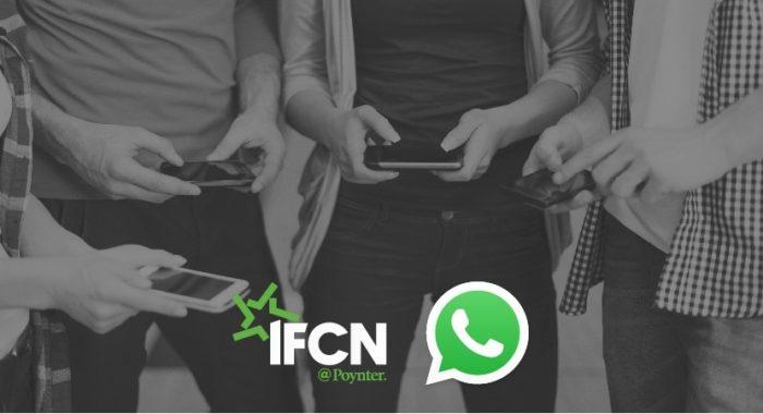 WhatsApp + IFCN
