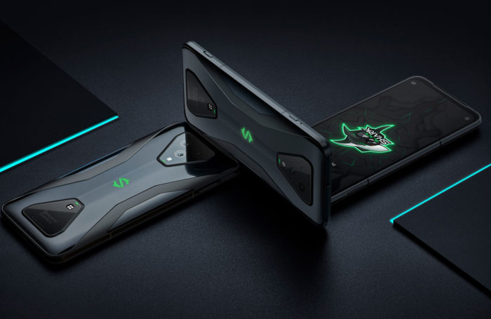 Xiaomi Black Shark 3 (Imagem: Divulgação/Xiaomi)