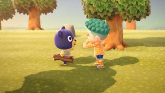 Como encontrar moradores para sua ilha em Animal Crossing: New Horizons