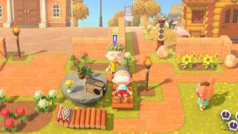 Como funciona o multiplayer em Animal Crossing: New Horizons