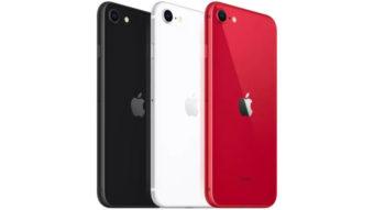 Novo iPhone SE tem bateria de 1.821 mAh e 3 GB de RAM