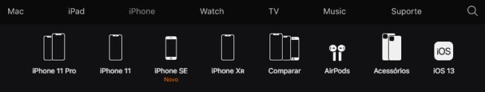 Apple iPhone 8 e SE