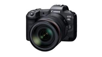 Canon EOS R5 poderá filmar em 8K a 30 fps ou 4K a 120 fps