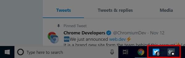 Notificações do Google Chrome (Foto: Divulgação/Google)