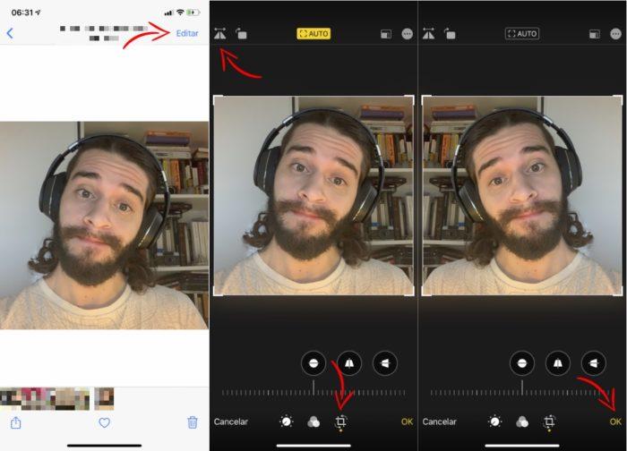 Saiba como inverter uma foto no iPhone pelo Apple Fotos