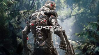 Crysis Remastered é anunciado para PC, PS4, Xbox One e Switch