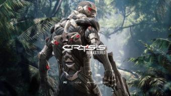Crysis Remastered chega em setembro para PC, PS4 e Xbox One