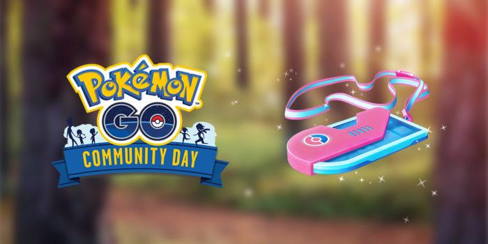 dia comunitário de abril em Pokémon Go será em casa