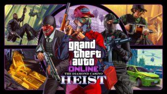 Como fazer a heist do Cassino no GTA 5
