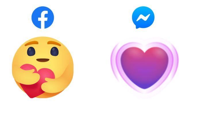 Facebook anuncia nova reação para posts e mensagens