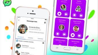 Facebook Messenger Kids é lançado no Brasil com novos recursos