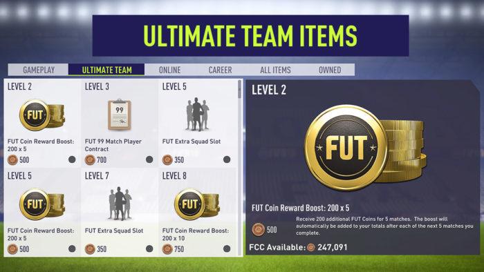 EA / FIFA 19 / como ganhar coins no FIFA