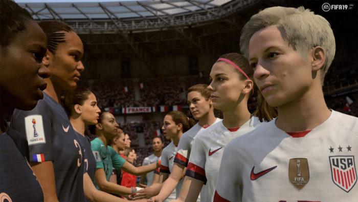 EA / FIFA 19 / como jogar a copa do mundo no fifa 19