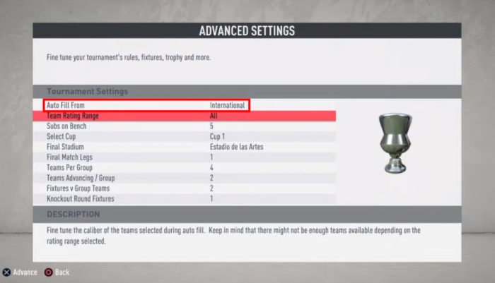 EA / FIFA 20 / como jogar a copa do mundo no fifa 19