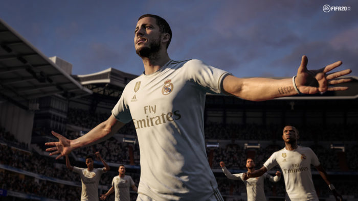 Fifa 20 (Foto: Divulgação/EA Sports)