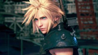 Final Fantasy VII Remake - De volta à Midgar