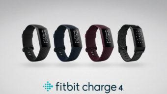 Fitbit Charge 4: pulseira fitness tem GPS e bateria de até 7 dias
