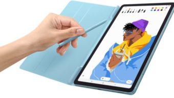Samsung Galaxy Tab S6 Lite é um tablet intermediário com S Pen