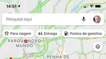 Google Maps agora destaca restaurantes com entrega e retirada