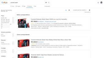 Google deixará de cobrar de lojas para mostrar produtos no Shopping