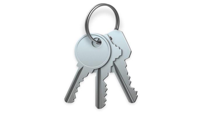 Apple / Chaves do iCloud / iCloud Keychain